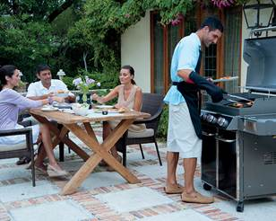 Weber Q™ barbecues