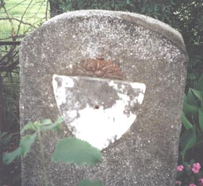 methodist Milton Headstone
