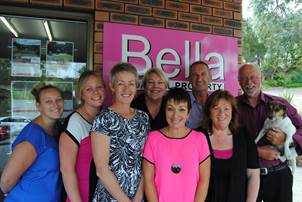 Bella Real estate Mollymook