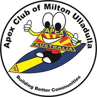 Apex club of Milton Ulladulla