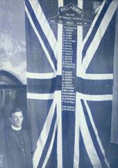 Milton Methodist Flag