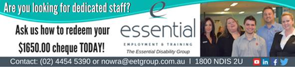 Essential Employment and Training