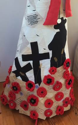 Design and Technology inspired by WW1 Lewis brothers